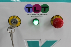 LOGO on machine